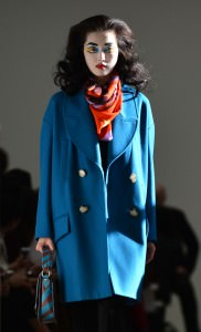 Pea Coats from Vivienne Westwood's red label