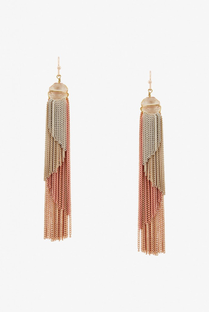 Tassel Town Earrings £27.00