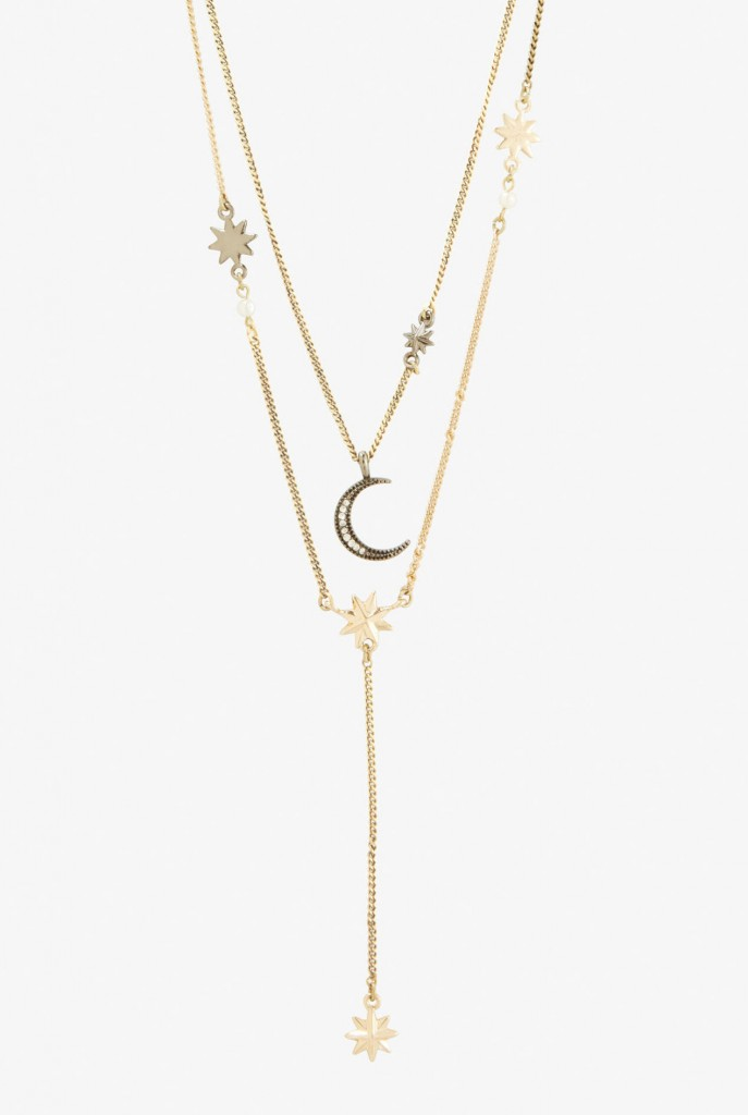 Oh My Stars Necklace £27.00